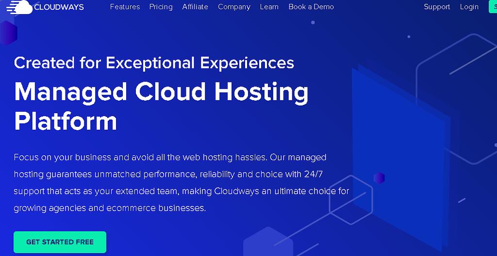 Cloudways Website Hosting